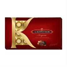 Конфеты шоколадные Коркунов, 256 гр.