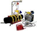 Аппарат для стыковой сварки SP630 гидравл.